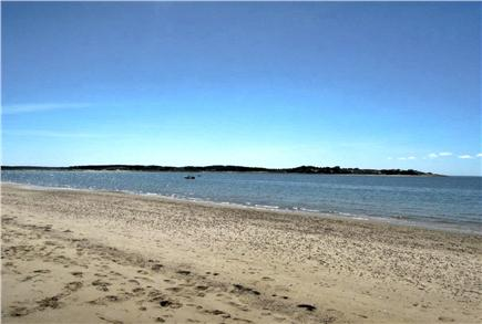 Wellfleet Cape Cod vacation rental - Beach at the end of the road, 5 minute walk.