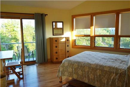 Wellfleet Cape Cod vacation rental - Upper level bedroom.
