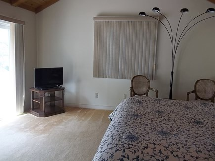 West Harwich Cape Cod vacation rental - Master suite