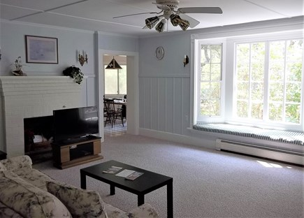 West Harwich Cape Cod vacation rental - Open Living Room gathering space