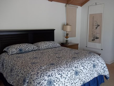 West Harwich Cape Cod vacation rental - Spacious Master Bedroom Suite (second floor)