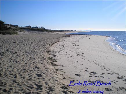 West Harwich Cape Cod vacation rental - Sandy Earle Road Beach
