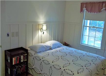 West Harwich Cape Cod vacation rental - Double bed in first floor bedroom