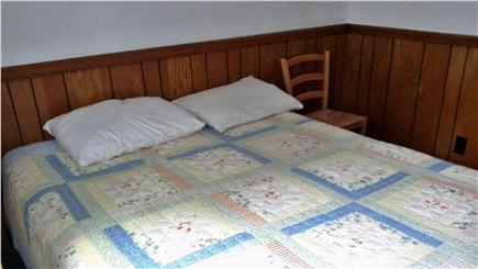 So. Yarmouth Cape Cod vacation rental - Master bedroom queen bed
