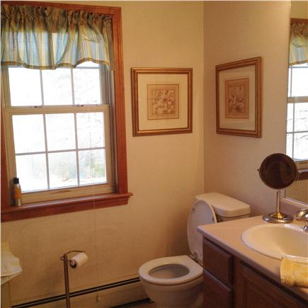 Falmouth Cape Cod vacation rental - Upstairs bathroom