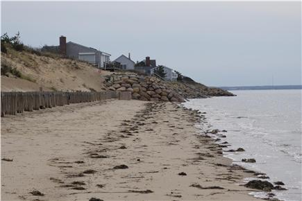 North Eastham Cape Cod vacation rental - Sunken Meadow Beach is 4/10 mile from the cottage, south view.