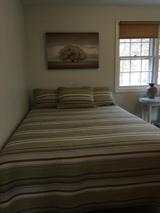 North Eastham Cape Cod vacation rental - Bedroom 1. Queen and twin beds.