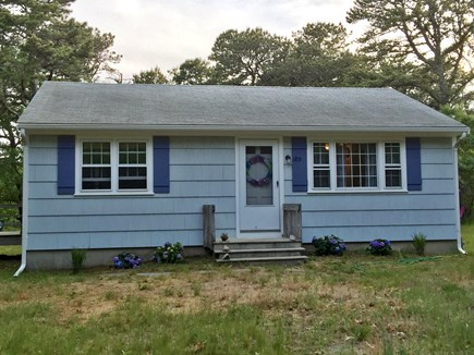 North Eastham Cape Cod vacation rental - Front of house.