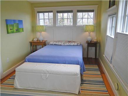 East Orleans Cape Cod vacation rental - Queen bedroom on third floor
