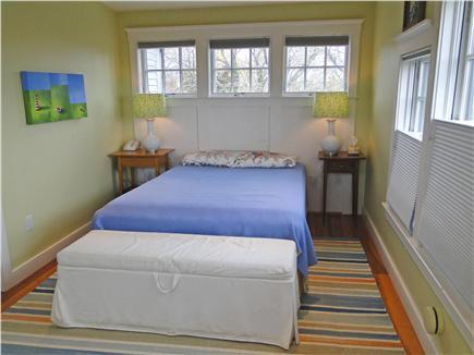 East Orleans Cape Cod vacation rental - Queen bedroom on third floor
