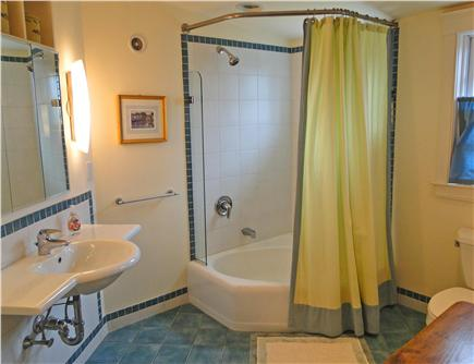 East Orleans Cape Cod vacation rental - Two similar bathrooms on second and third floors