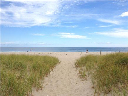 East Orleans Cape Cod vacation rental - Walk 8 minutes to private part of Nauset Beach