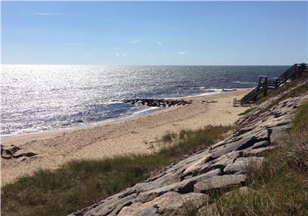 Dennisport Cape Cod vacation rental - Sea Street Beach (3/10 mile)