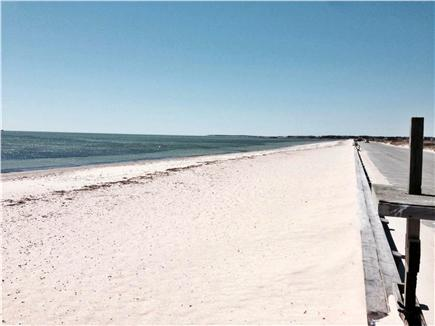 Dennisport Cape Cod vacation rental - West Dennis Beach (3 miles)