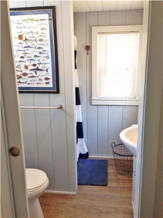 Dennisport Cape Cod vacation rental - Bathroom with stall shower