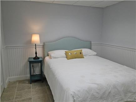 Mashpee, Popponesset Cape Cod vacation rental - Lower queen bedroom, adjacent to game room