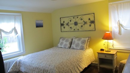 Dennisport Cape Cod vacation rental - 1st floor larger house, queen bed, TV and air conditioner