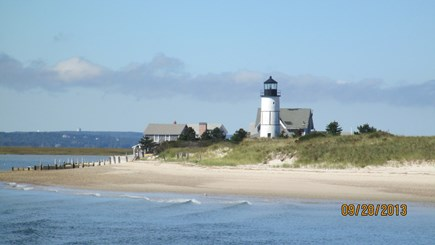 Hyannisport Cape Cod vacation rental - Light house adjacent to one of the Barnstable beachs.