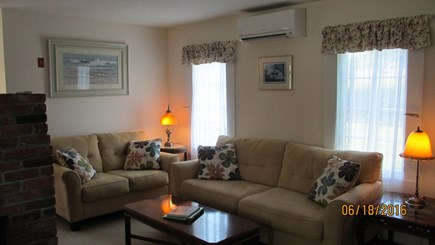Hyannisport Cape Cod vacation rental - Family room with comfy couches
