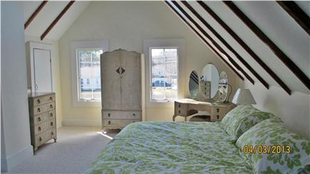 Hyannisport Cape Cod vacation rental - Master bedroom with king size bed