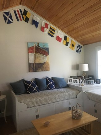 Centerville, craigville village Centerville vacation rental - Sitting rm reading,relaxing &playing games Day beds extra guests