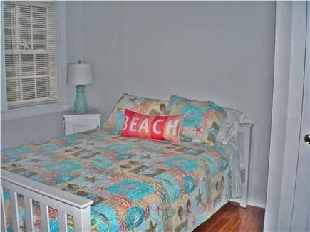 Centerville, craigville village Centerville vacation rental - 2nd bedroom w queen bed & ceiling fan
