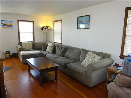Onset MA vacation rental - Large, comfortable living area
