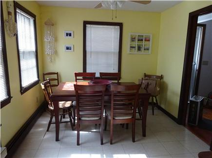 Onset MA vacation rental - Dining area suited for the entire family