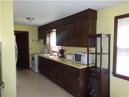Onset MA vacation rental - All your cooking needs in this extended kitchen