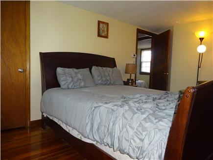 Onset MA vacation rental - Upstairs master with queen bed