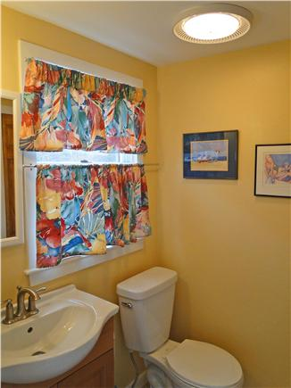 North Eastham Cape Cod vacation rental - First floor bathroom with shower