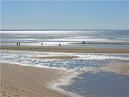 North Eastham Cape Cod vacation rental - Campground Beach - bay side - 5 minute walk