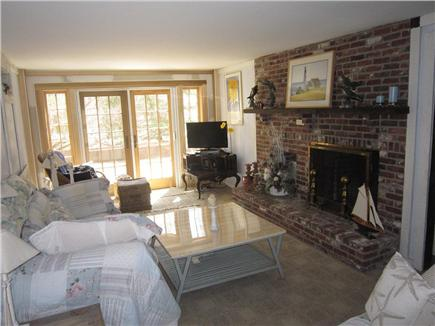 Dennis Cape Cod vacation rental - Lower level seating area