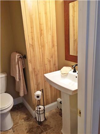 Dennisport Cape Cod vacation rental - Downstairs bath