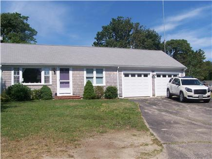 Dennisport Cape Cod vacation rental - Front of home, lots of parking for cars or a boat!