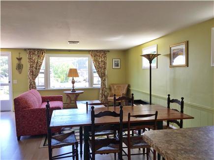 Dennisport Cape Cod vacation rental - Upstairs living area