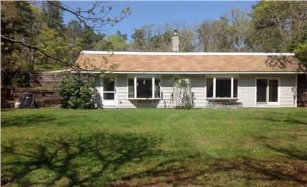 Brewster Cape Cod vacation rental - Large private earth home surrounded by woods
