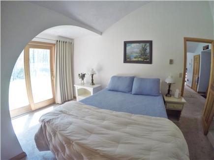 Brewster Cape Cod vacation rental - Queen size bedroom with wall to wall carpeting