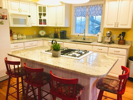 Hyannis Park/West Yarmouth Cape Cod vacation rental - Enjoy granite countertops, KitchenAid mixer and Keurig machine