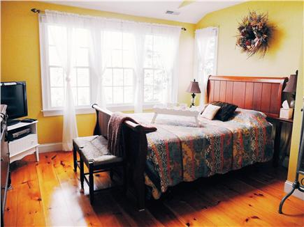 Hyannis Park/West Yarmouth Cape Cod vacation rental - The upstairs Master Bedroom with a Queen Bed