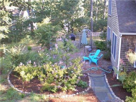 Wellfleet Cape Cod vacation rental - Outdoor patio and gardens