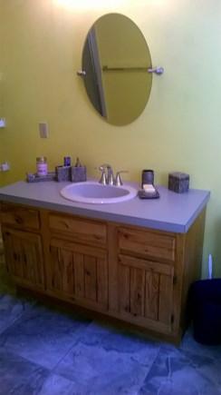 E. Harwich Cape Cod vacation rental - Bathroom off the master bedroom