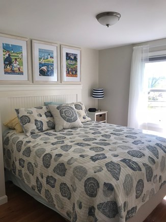 Chatham Cape Cod vacation rental - Queen bed in the Master bedroom