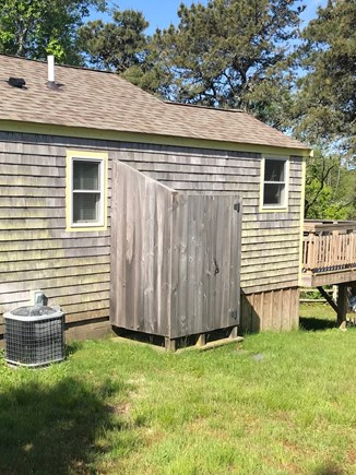 Chatham Cape Cod vacation rental - Every Cape Cottage needs an outdoor shower!