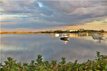 Falmouth, Maravista Cape Cod vacation rental - View of Great Bay at end of street