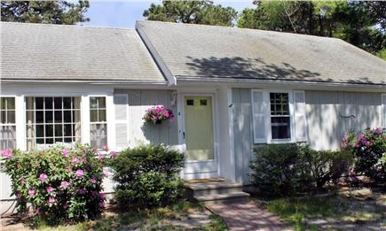 E. Harwich Cape Cod vacation rental - Front of house