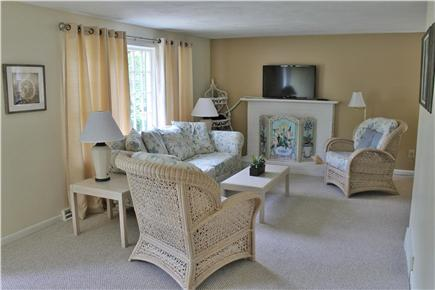 E. Harwich Cape Cod vacation rental - Living Room