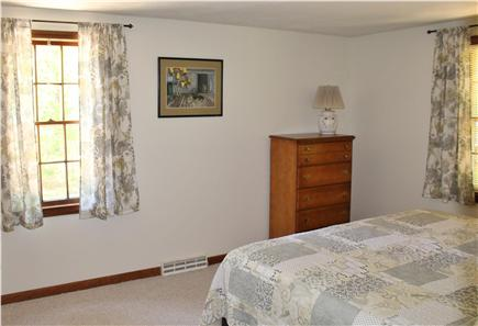 E. Harwich Cape Cod vacation rental - Master Bedroom