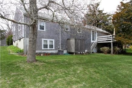 Dennis Cape Cod vacation rental - Spacious yard- outdoor shower-private deck