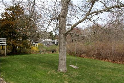 Dennis Cape Cod vacation rental - Enjoy the fabulous backyard for a game of croquet